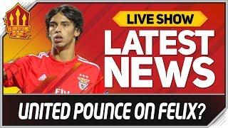 Man Utd Begin Talks with 100 Million Transfer? Man Utd News