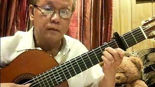 Vòng Tay Học Trò (Nhật Ngân - truyện: Nguyễn Thị Hoàng) - Guitar Cover by Bao Hoang