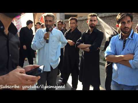 7th Muharram [1439 AH] 2017 (Hassanabad) Srinagar (28-Sep-17)