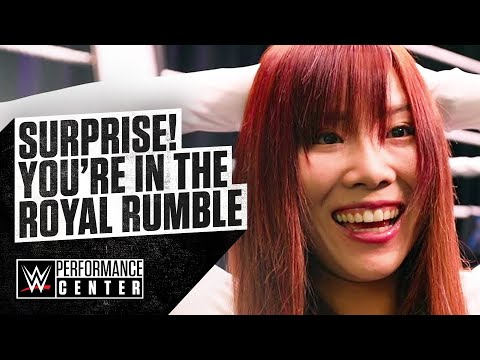 YOU'RE In The ROYAL RUMBLE!