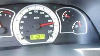 Максимальная скорость Daewoo Nexia. 1.6 16v.