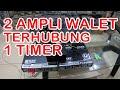 Cara Menyambung  Timer  Amplifier Walet Merk Piro Mw   Mp3 - Mp4 Download