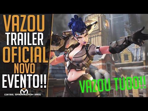VAZOU TRAILER OFICIAL DO NOVO EVENTO!!!! - Central Overwatch Brasil