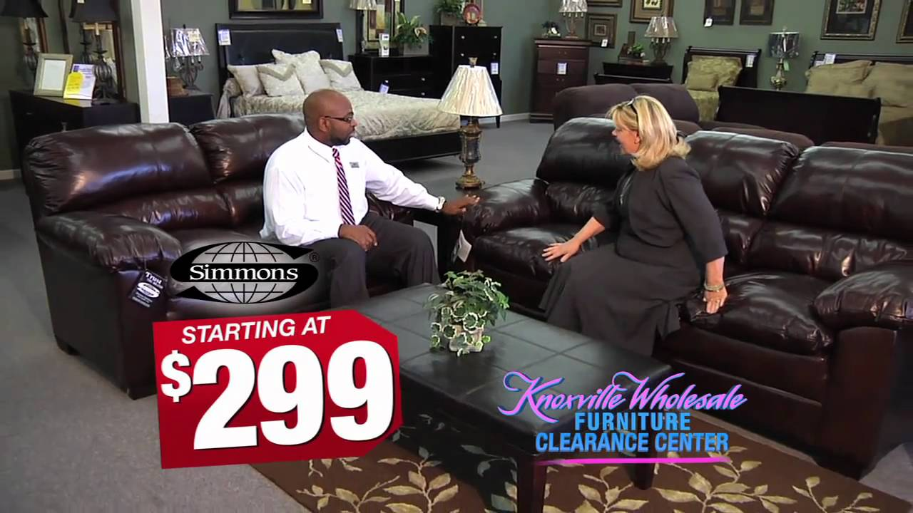 Knoxville Wholesale Furniture | Clearance Center   Deals!   YouTube