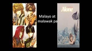 Mikumi Shimokawa- Alone (Tagalog cover)