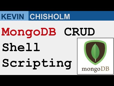 Getting Started with Mongo Shell Scripting – Basic CRUD Operations