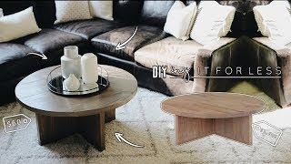 DIY Coffee Table | DIY'ing It For Less!