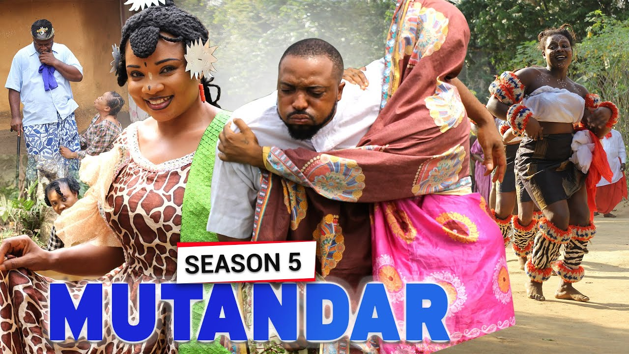 MUTANDAR EPISODE 5 (New Hit Movie)- 2020 LATEST NOLLYWOOD MOVIE