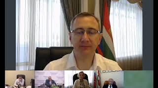 Заседание Правительства Калужской области 14 сентября 2020г.