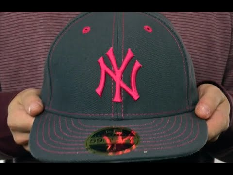 eea4c7ef08535 Yankees  WOMENS MOTHERS DAY STRAPBACK  Grey Hat by New Era - YouTube