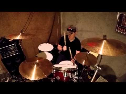 """DARRYL WORLEY """"Have You Forgotten?"""" (Drum Cover)"""