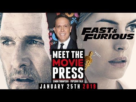 Oscar Noms, Fast And Furious Female Reboot, Lee Unkrich Leaving Pixar - Meet the Movie Press