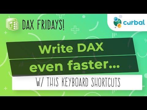 DAX Fridays! #92: Write DAX even faster.... 🚀