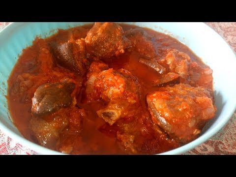 Buka Stew Recipe: How to Make Authentic Buka Stew/Yoruba Style