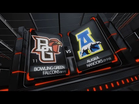 Bowling Green vs Alaska - 1/9 - 1/10/15