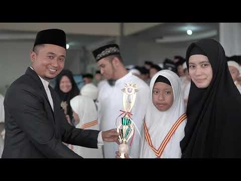 Liputan Video Wisuda Tahfidzul Juz 28, 29 dan 30 siswa SD Islam Azzahra