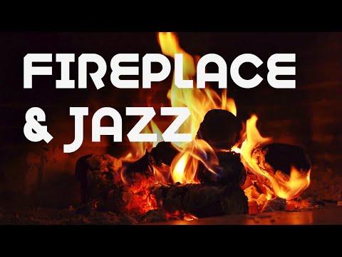 Jazz and Fireplace Sounds • Jazz Saxophone Classics • Classic Jazz Standards • thumbnail