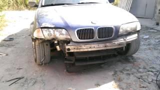 #3 BMW e46 328 Ремонт в Гаражном СТО Туполева Киев [Vad1m 2014]