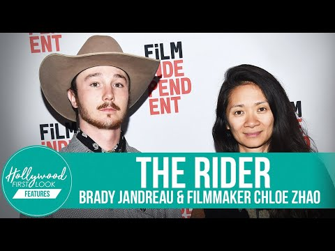 THE RIDER Interviews with Brady Jandreau & Filmmaker Chloe Zhao
