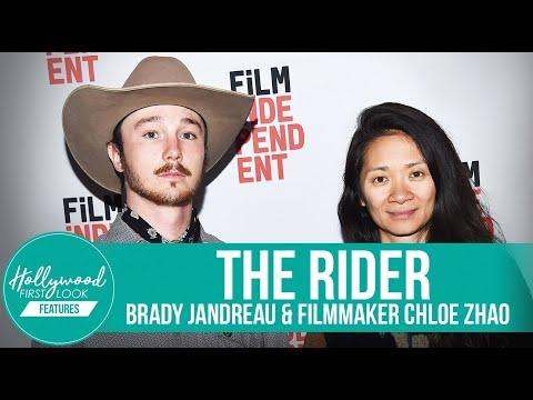 THE RIDER Interviews with Brady Jandreau & Filmmaker Chloe Zhao Mp3