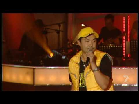 AnonMS Yellow and Perplex (Squat Team) Australia's Got Talent