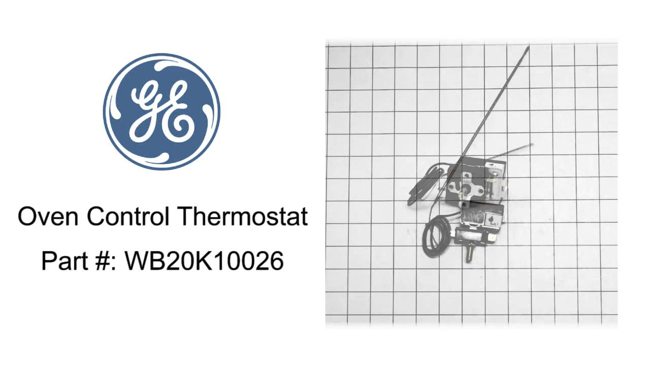 General Electric Oven Control Thermostat #:WB20K10026