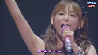 Shoko★Nakagawa (中川 翔子) - Soul\'s Refrain (魂のルフラン ) [LIVE Legendado ExUnited]
