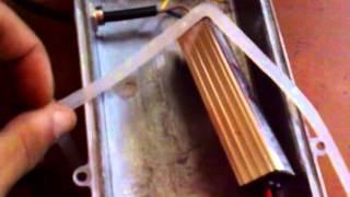 Светодиодный прожектор 50 ватт(Видео к статье: http://cxem.net/master/71.php., 2013-09-05T17:40:27.000Z)