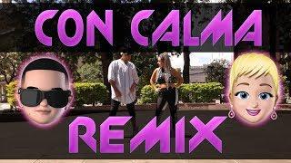 Con Calma  - Daddy Yankee + Katy Perry Feat. Snow  Choreo