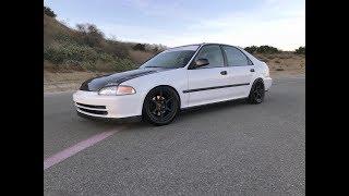 1994 Honda Civic Track Car  - One Take