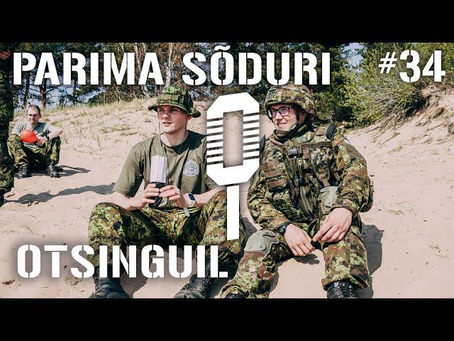 Sõdurilehe podcast | #34 Parima sõduri otsingul