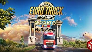 🔴Euro Truck Simulator 2 - К Чёрному морю!