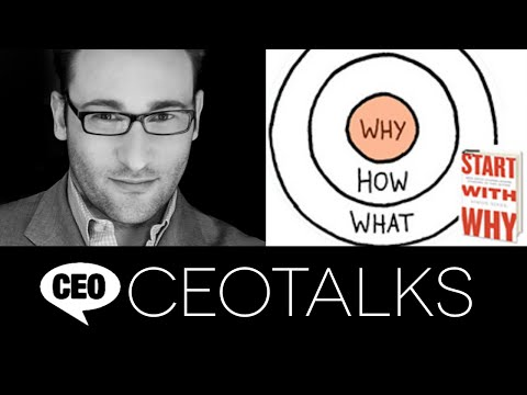 CEOTalks: Simon Sinek