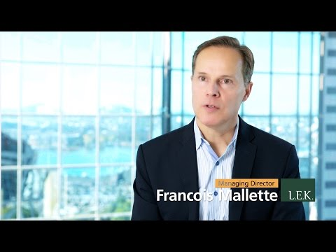 Introduction to the Private Equity Consulting Practice with L.E.K.'s Francois Mallette