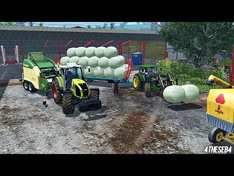 OPUSZCZAM FARME - Farming Simulator 2015 #23