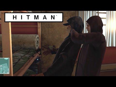 HITMAN: Contrat Cutting Edge Hacker / Assassin Silencieux - Tous les Objectifs