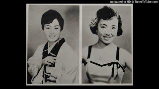 藤浦 洸 作詞 米山正夫 作曲 1963/11.