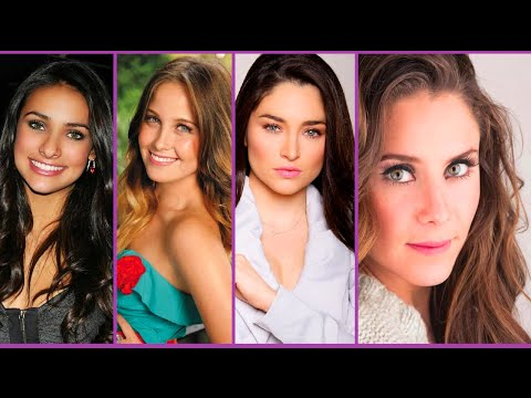 Actrices juveniles de telenovelas reportaje famosas for Espectaculos recientes de televisa
