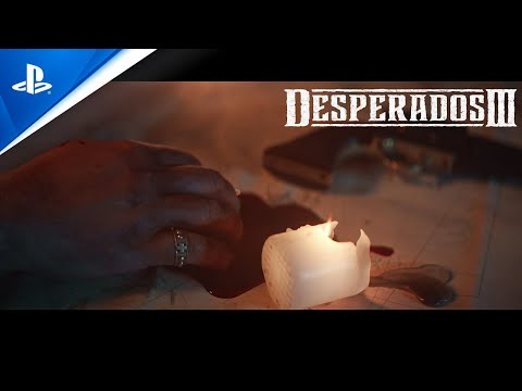 Desperados III - Launch Trailer | PS4