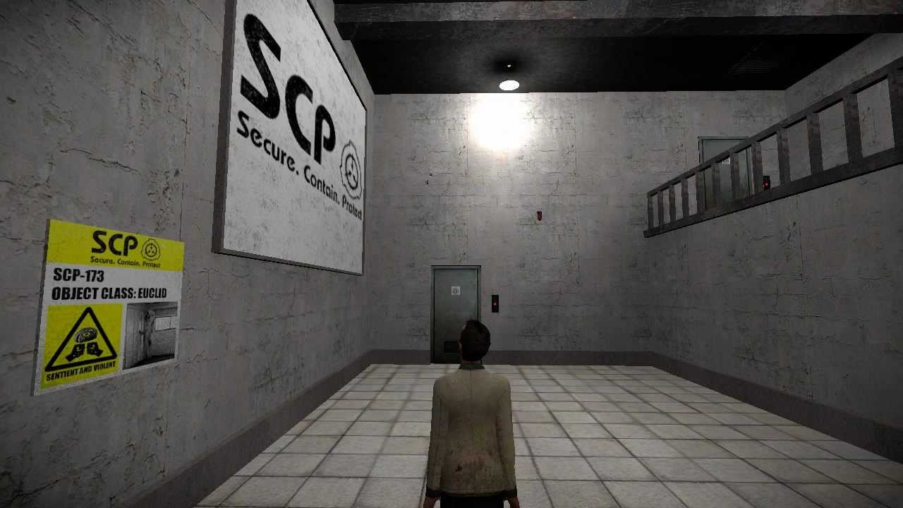 Scp Containment Breach Multiplayer - #GolfClub