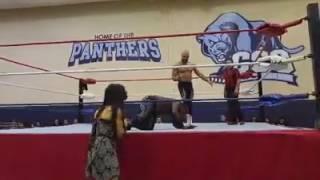 Santos vs King TB
