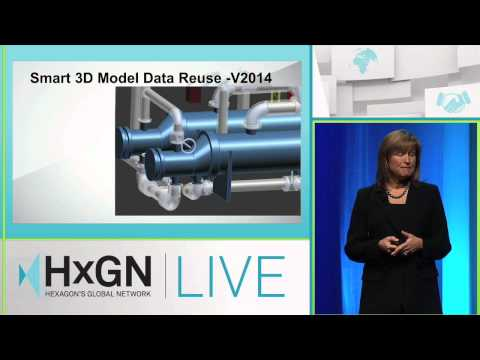 Gaining Real Business Advantage Throughout the Life Cycle - HxGN LIVE Executive Keynote