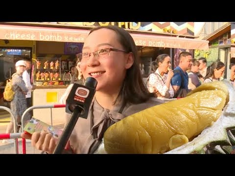 Malaysia Durian Festival Nanning 2017 : A Chinese Hit !