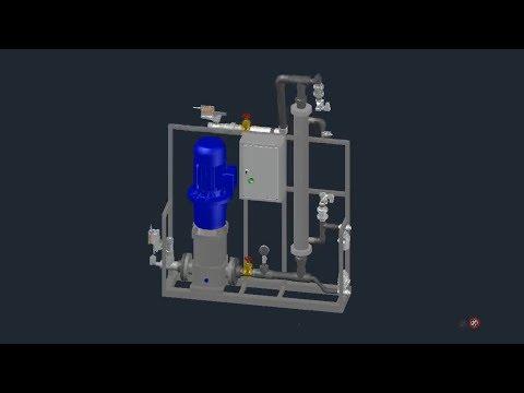 Crude Glycerine Purification Equipment - Оборудование для очистки глицерина сырца