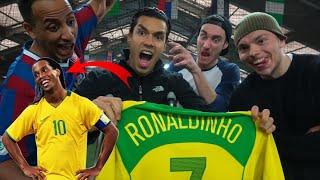 RONALDINHO FUßBALL CHALLENGE | BROTATOS