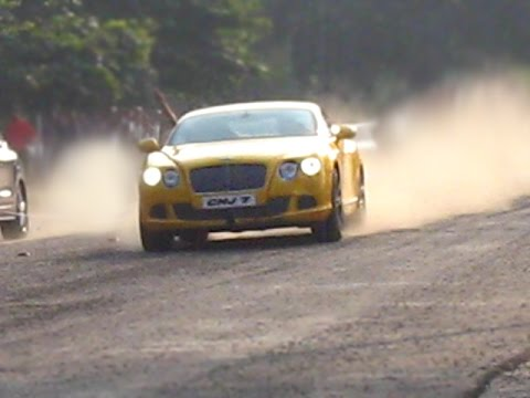 Bentley Continental gt Racing in delhi