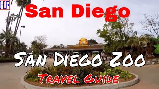San Diego Zoo - Helpful Information for Visitors   San Diego Travel Guide - Episode# 9