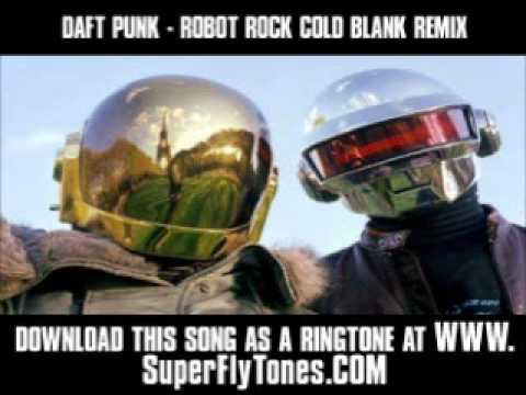 Daft Punk - Robot Rock Cold Blank Remix [ New Video + Lyrics + Download ]