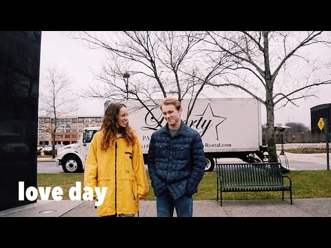 Art College Vlog 36 | Love day :)