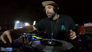 Vinyl set quot;DJ NuMarkquot; Red Bull Music 3style world 2019 afterparty